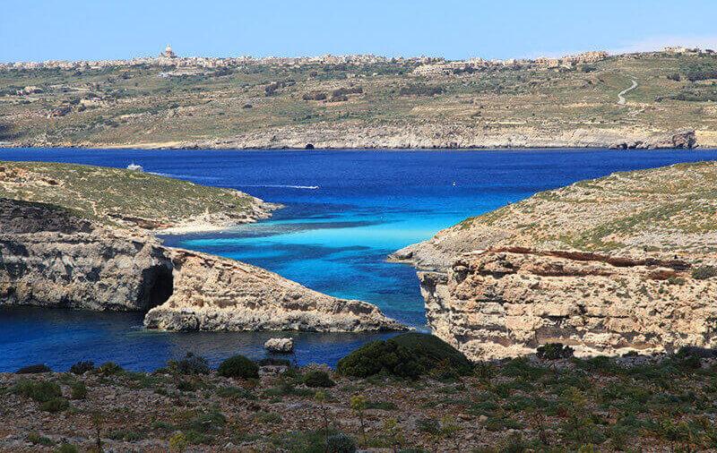 """Gozo Blue Lagoon"""