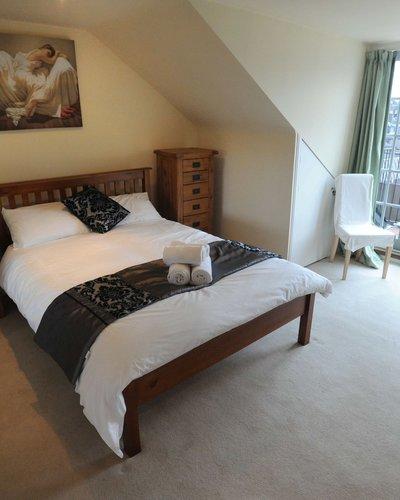 Frederick Street Duplex - bedroom - 4 Bedroom Holiday apartment in Edinburgh city centre (© innerCityLets)