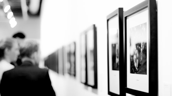 gallery - Explore Edinburgh's amazing are galleries (© CCO)