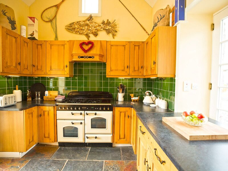 The Maltings, self catering Nethy Bridge