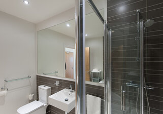 Shandwick Place Apartment 2-3