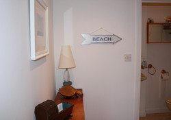 Seaside 1st floor holiday let apartment North Berwick