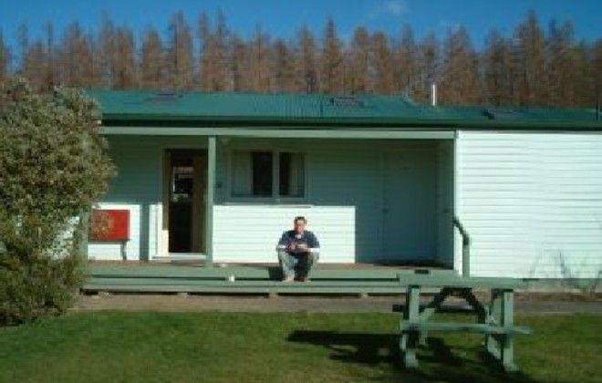 Picture of Hanmer Springs Alpine Holiday Apartments & Campground, Canterbury