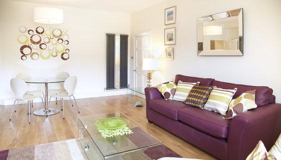 Corporate accommodation Edinburgh