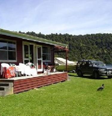 Picture of Lake Waikaremoana Motorcamp, East Cape