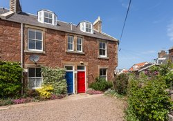 Welcome to The Gulls North Berwick Self Catering