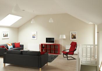 Livingroom (© Beth Nicholson)