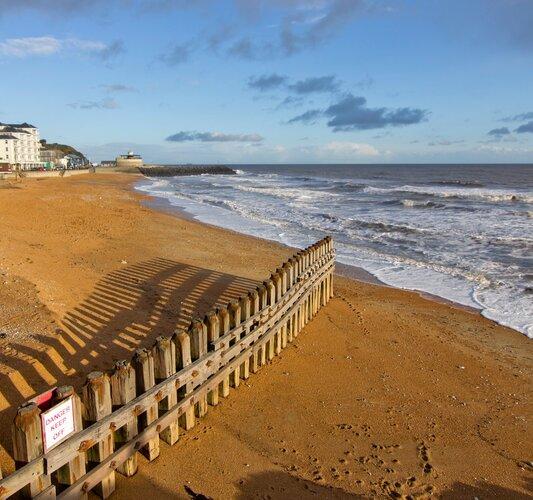 Wonderful sandy beaches - Ventnor - Wight Holiday Lettings - Wonderful sandy beaches