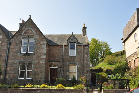 Victorian Holiday Let Apartment North Berwick - Sandstones First Floor