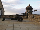 1 O'clock Gun, Edinburgh Castle.
