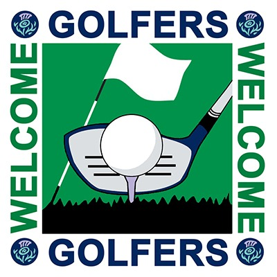 Golfers Welcome at igloo - Visit Scotland Golfers Welcome