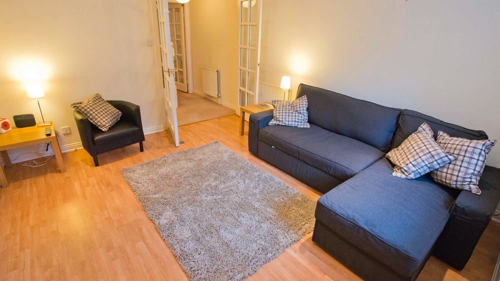Holyrood Mews - 2 Bedroom holiday let in Edinburgh (© innerCityLets)