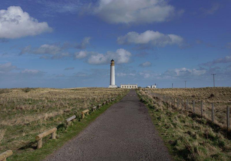 Barnsness Lighthouse - Stunning 5 bedroom holiday cottage, Dunbar