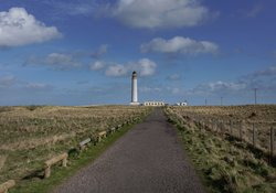 Barnsness Lighthouse, Stunning 5 bedroom holiday cottage, Dunbar