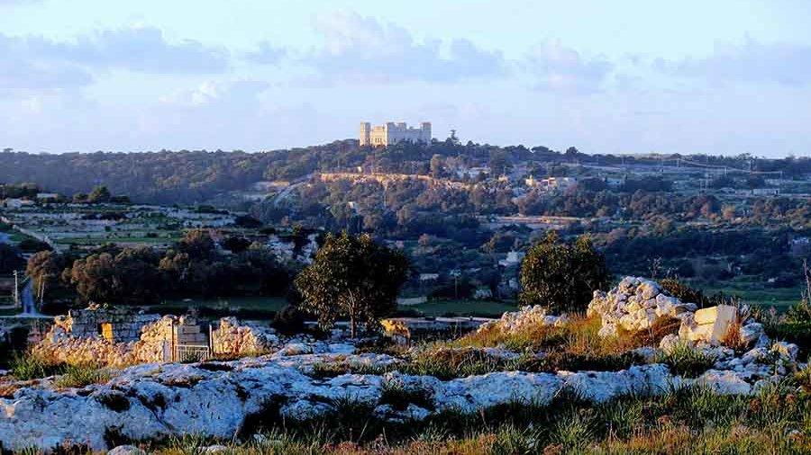 """""""Gozo Landscape"""""""