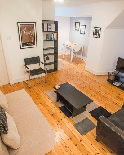 Forrest Hill Pied à Terre - 1 Bedroom Edinburgh Holiday let (© innerCityLets)