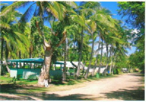 Alva Beach Caravan Park
