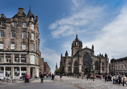 St Giles apt Edinburgh Self Catering Ltd