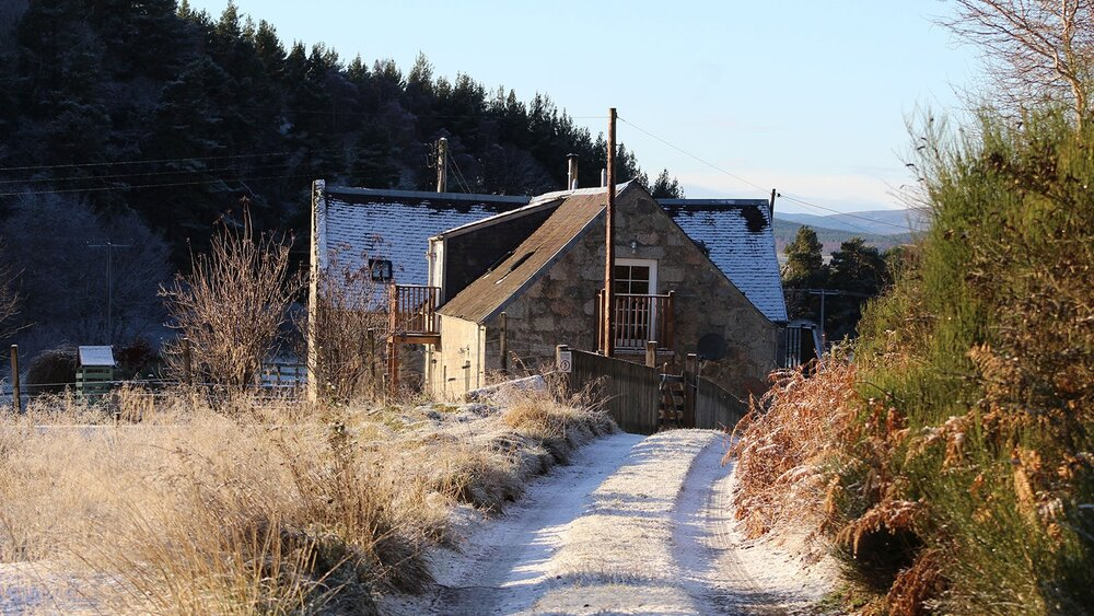 The Maltings - Perfect lodge for your Aberdeenshire School Holiday break.