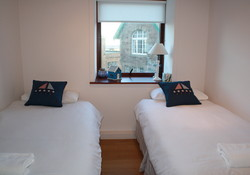 First floor self catering 2 bedroom apartment North Berwick
