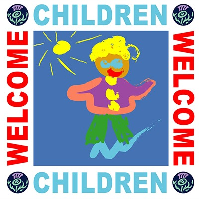Children Welcome at igloo - Visit Scotland Children Welcome