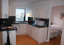 Holiday let self catering family apartment
