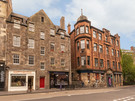 Castle View Suite 1 Edinburgh Self Catering Ltd - building