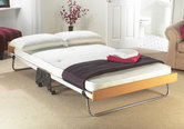 image of portable 120 cm wide bed at  Blair Street 1, just off Royal mile, Lothian, Scotland