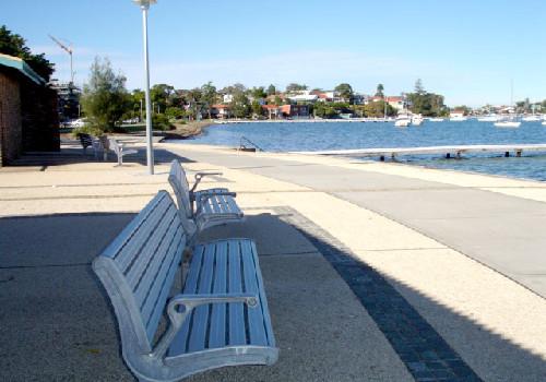 Belmont Bayview Park Belmont Lake Macquarie Caravan