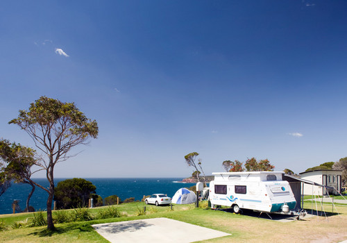 Picture Of Merimbula Caravan Park Sapphire Coast New South Wales