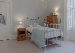 21.Butterfly Room Single Bed