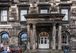 1 Parliament Sq entrance