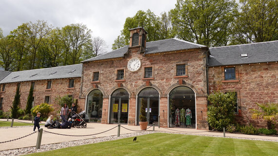 Restoration Yard - Dalkeith shop and cafe