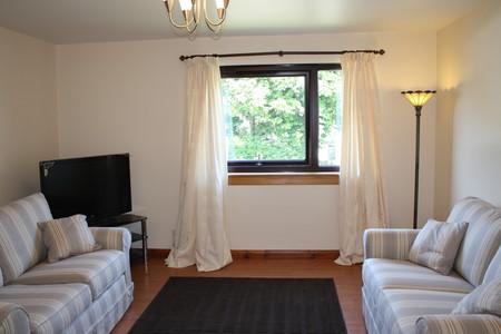 Sitting room at Bowhill Gullane