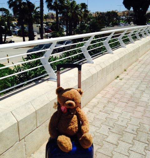 """""""Daniel at Malta Airport"""""""