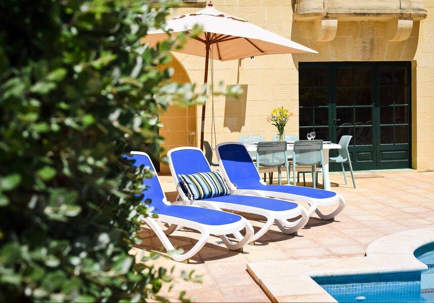 3. Pool area
