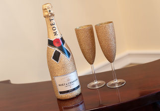 Moet looks good in FrederickStreet