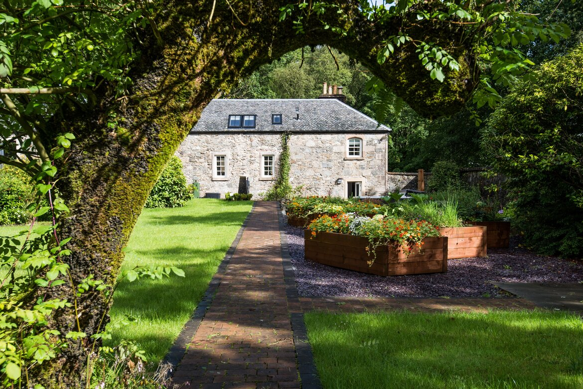 Holiday Cottages with hot tub Scotland