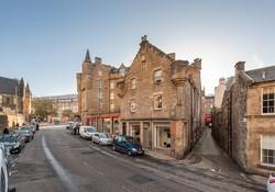 View on the Edinburgh area nearby