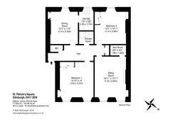 St Patrick Square floor plan