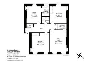 St Patrick Square floor plan