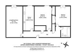 High Riggs (Tollcross) floor plan