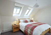 Ensuite bedroom on upper floor