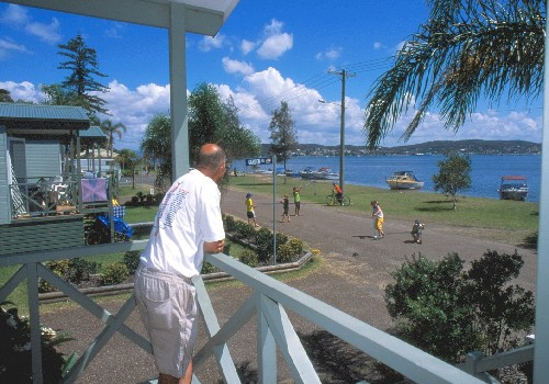 Belmont Pines Lakeside Holiday Parks Belmont South Lake
