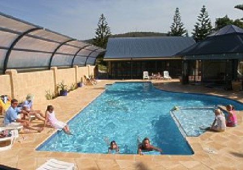 Middleton Beach Holiday Park Albany South West Caravan