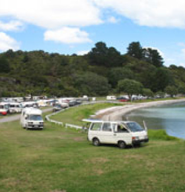 Picture of Long Bay Motor Camp & Cabins, East Cape