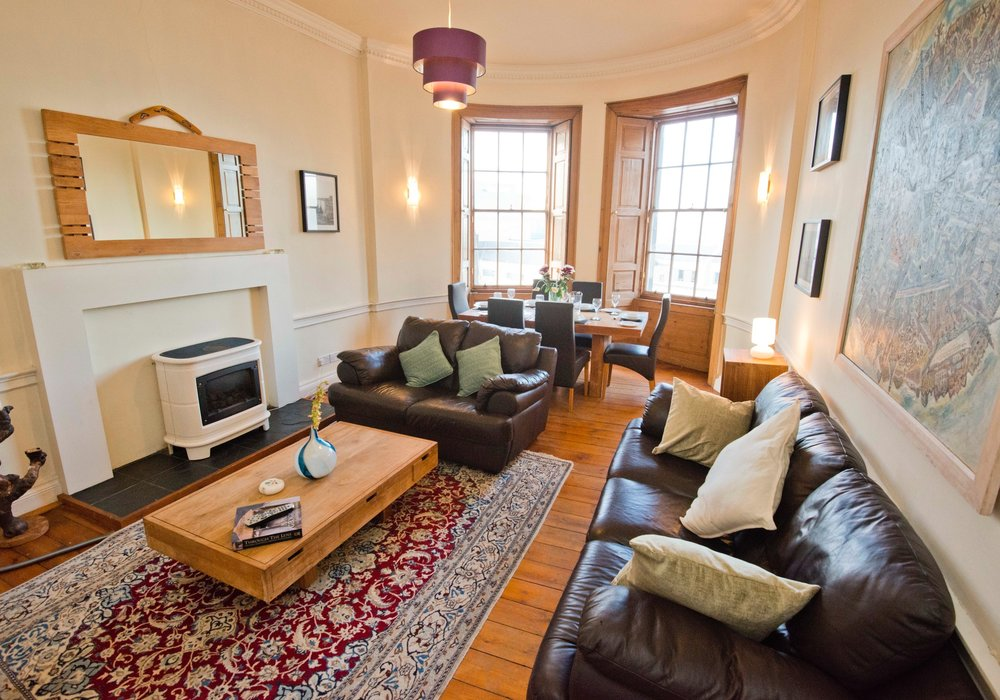 Photo of Balmoral View - Edinburgh Holiday Let