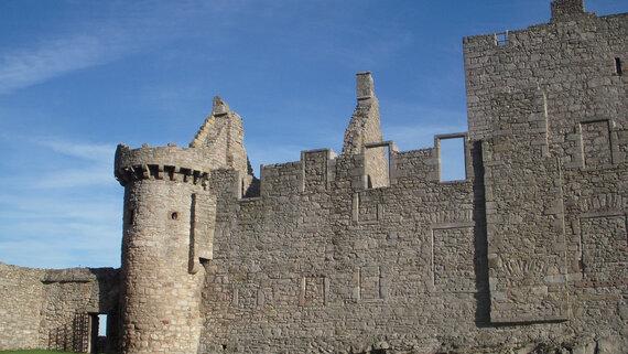 Craigmillar Castle (© @ agnes-seni Pixabay)