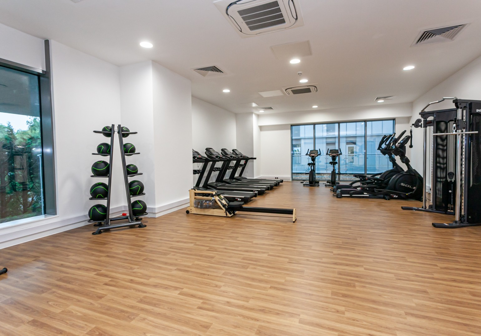 Apartment Harbour City Apartment-Media city Free Gym photo 20436062