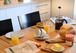 Gayfield Square - Breakfast